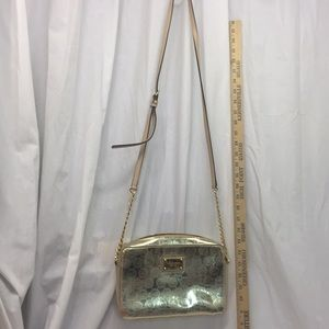 Michael Kors clutch and wallet